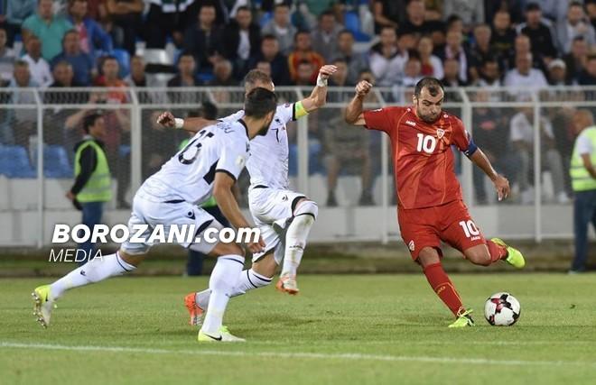 Penalltia mohon fitoren e Shqipërisë
