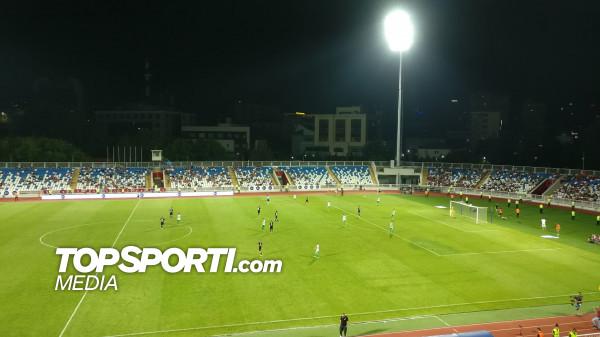 Nga një gol për pjesë, Milan mposht Feronikelin