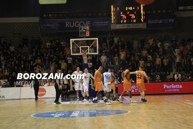 Fitore në shtëpi, Prishtina 1 hap larg titullit