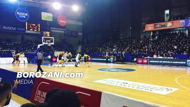 Përfundon ndeshja, fitore e Prishtinës