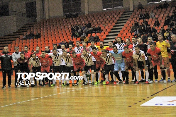 Superliga e futsallit, përmbledhja e xhiros