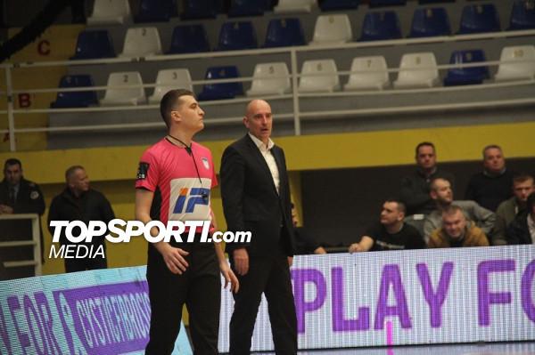 Pas humbjes nga Vëllaznimi, dorëhiqet trajneri i Prishtinës