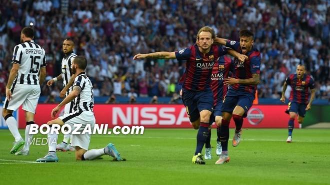 Barcelona ripushton 3uropën