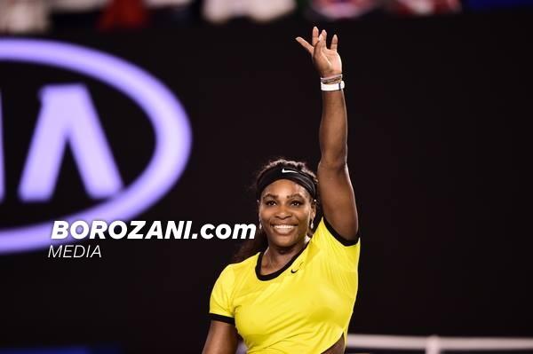 Serena lehtë ndaj zviceranes