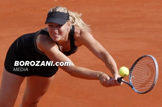 Maria Sharapova e jep lamtumirën