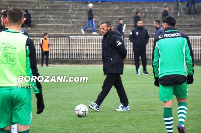 Vazhdohet kontrata e trajnerit Afrim Toverlani