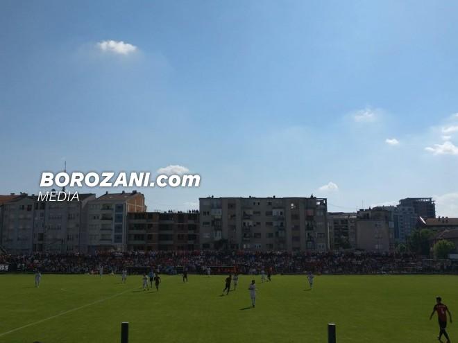 Atmosferë e tensione, Gjilani shpëton, Vëllaznimi në barazh