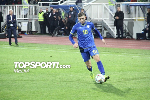 Super Zeneli, gol dhe asist në fitore