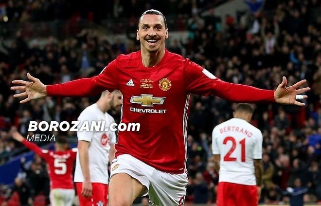 Heroi Zlatan, United fiton Kupën — Premier League