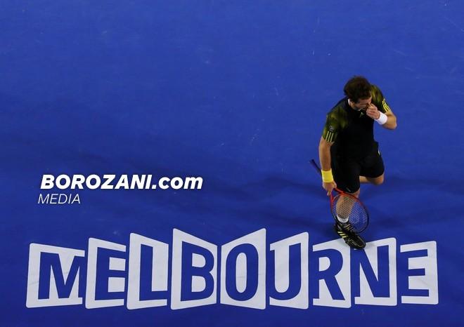Duel i lehtë për Murrayin