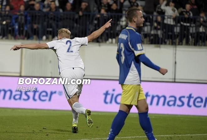 Kosova e nis me një pikë