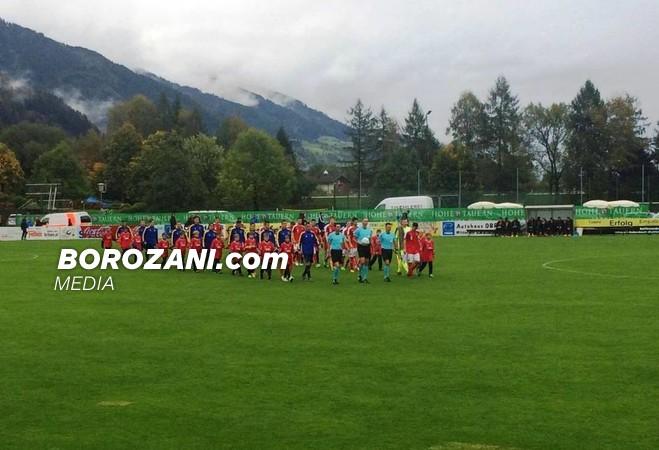 Direkt online: Austria U19 - Kosova U19