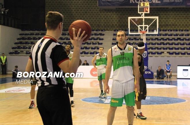 Final Four 2016 Semi, Peja 91-65 Trepça