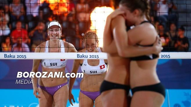 Fotografitë më të bukura në Baku 2015