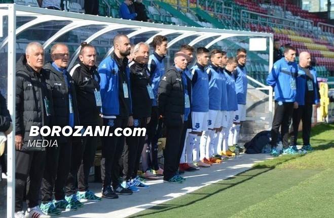 Formacionet zyrtare: Anglia U21 - Kosova U21
