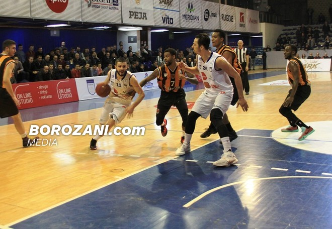 Final Four 2016 Semi, Bashkimi - Sigal Prishtina 80-83