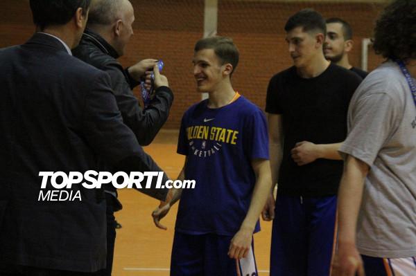 Bleonis Tanushi vazhdon me Megasportin