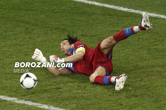 Suspendohet edhe Buffon