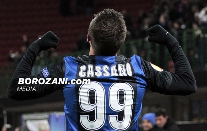 Cassano kthehet te Samp!