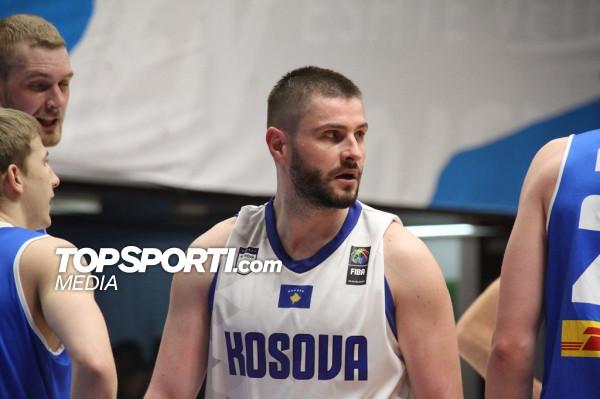 Dardan Berisha mungon kundër Sllovakisë dhe Islandës