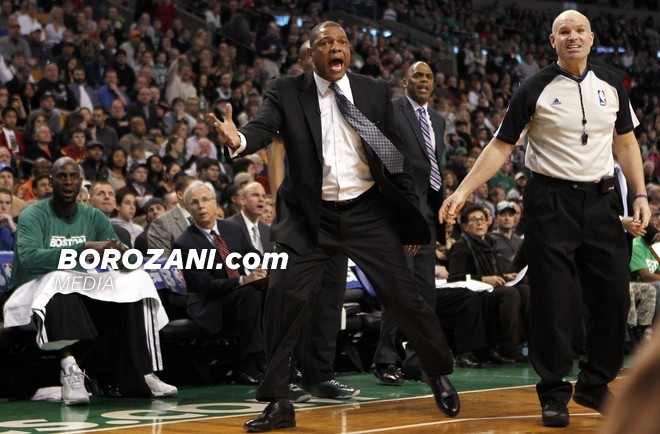 Doc Rivers në Clippers