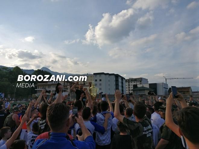 Drita, kampione e Kosovës!