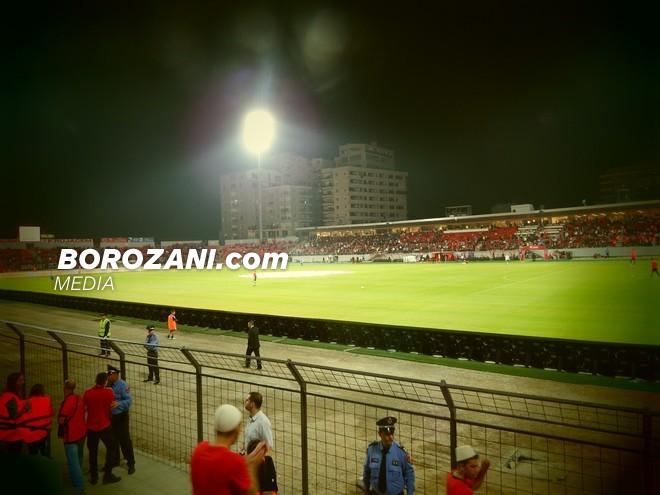 Interesim i ulët për Shqipëri-Bosnje