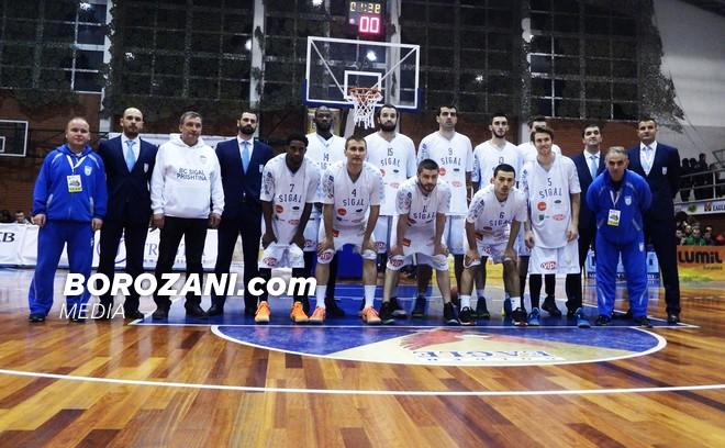 Prishtina në listën e FIBA Europe Cup