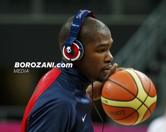 Edhe Durant mungon në Botëror