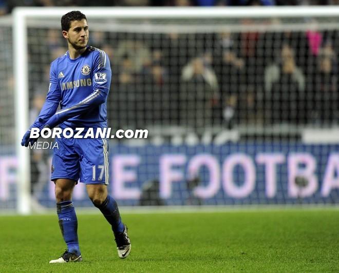 Lufta Mourinho - Hazard!