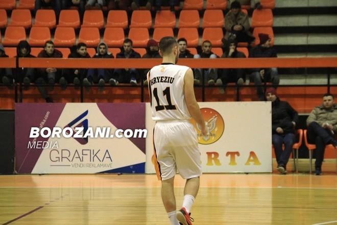 Edmond Kryeziu kalon te KB Prizreni
