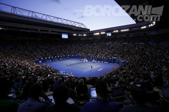 Murray si bartës, Federer ka punë