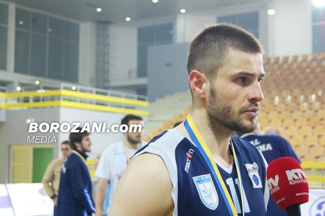 Dardan Berisha: 100% angazhim për fitore