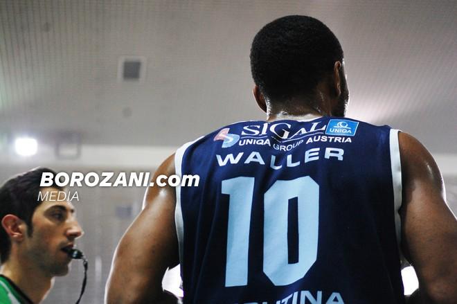 Waller lojtar i javës në ABA Ligë