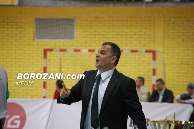Bujar Loci drejton stërvitjet e Kosovës