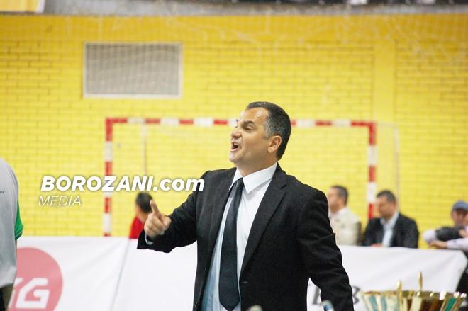 Rahoveci ndahet me trajnerin historik