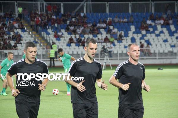 Çerekfinalet e Kupës, gjyqtarët e ndeshjeve
