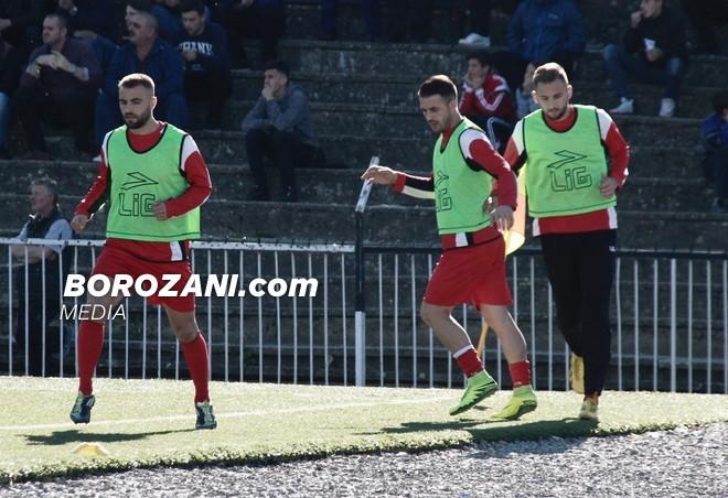 Gjilani merr pikë edhe në Prizren