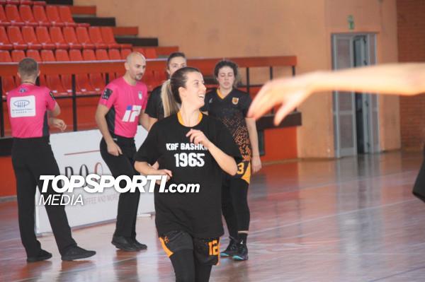 Pensionohet kapitenja e KBF Bashkimit nga basketbolli