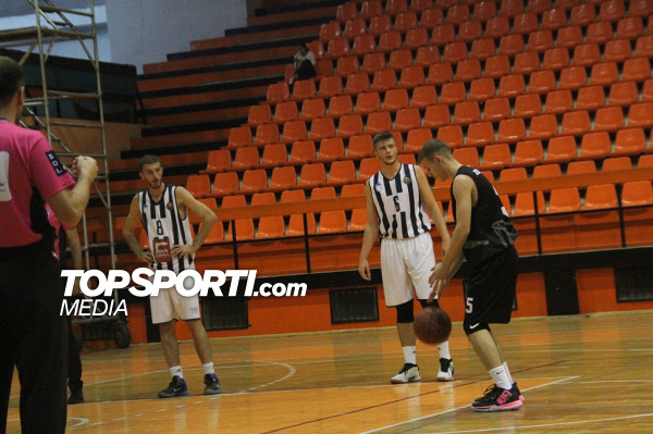 Fundi dramatik në ndeshjen Prishtina e Re - New Basket