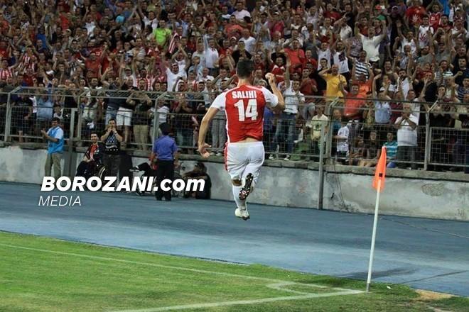 Çmenduri në Korçë, 7+, 3 penallti, 2 gola pas minutës 90!