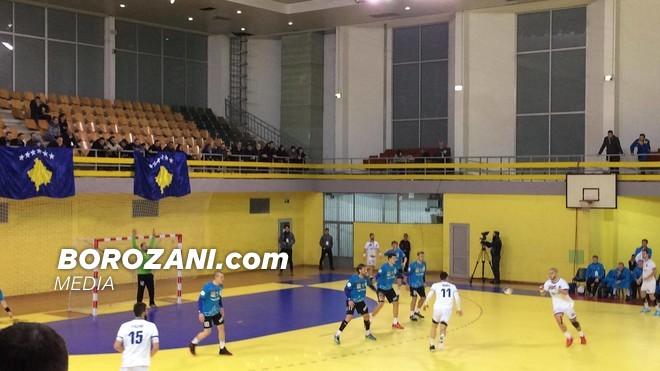 Estonia avancon në pjesë e parë ndaj Kosovës