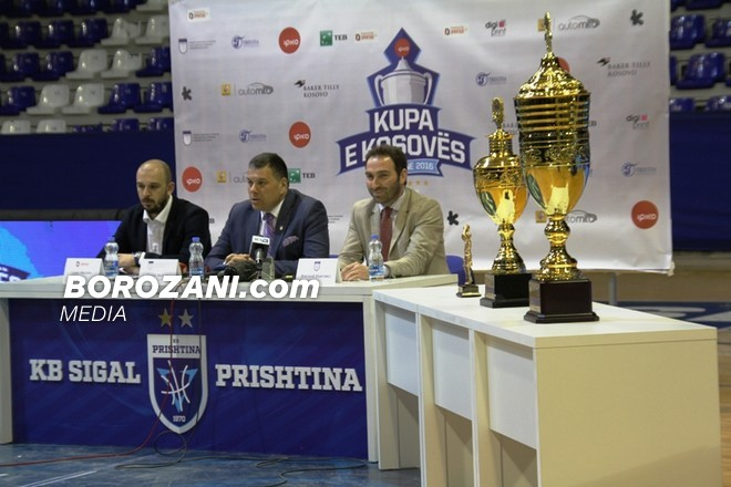 Përgatitjet për Final Four 2016
