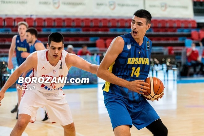 Kosova U20 vetëm një çerek i bëri ballë Kroacisë