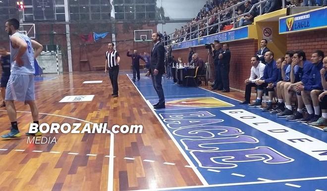Trajnerët e basketbollit në Kuvend Zgjedhor