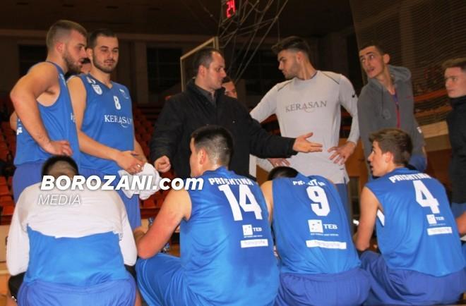 Fitore e artë nga Kerasan Prishtina