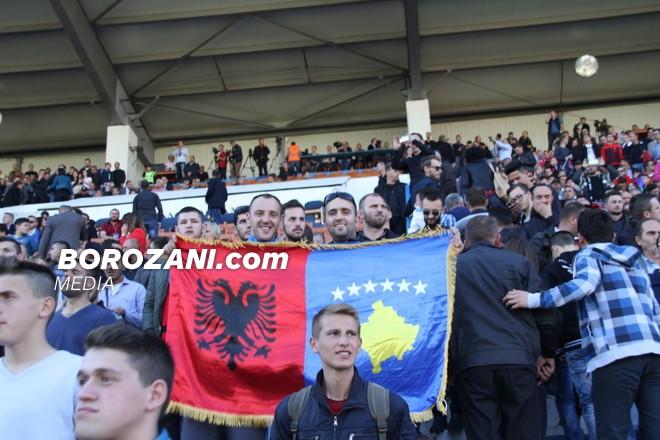Kosova - Shqipëria (1/6)