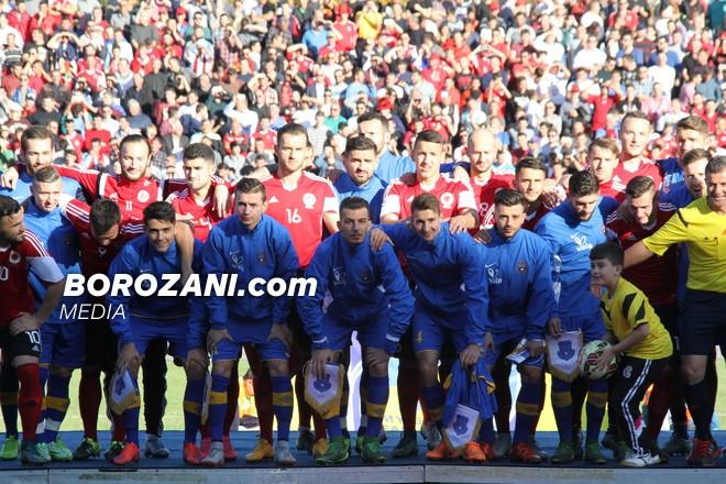 Renditja e FIFA-s, Kosova bie, Shqipëria ngritet