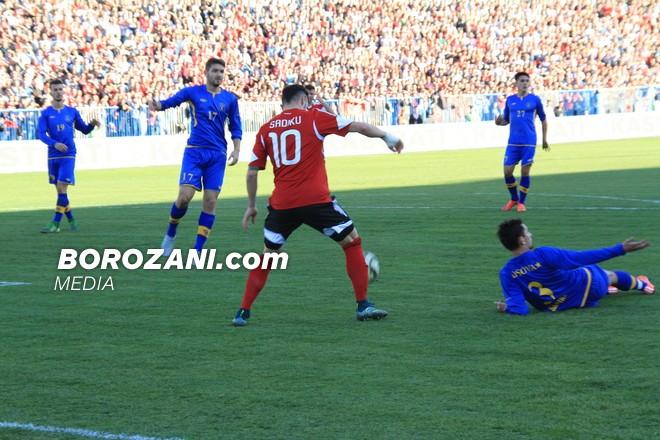 Ngritje në FIFA për Kosovën e Shqipërinë