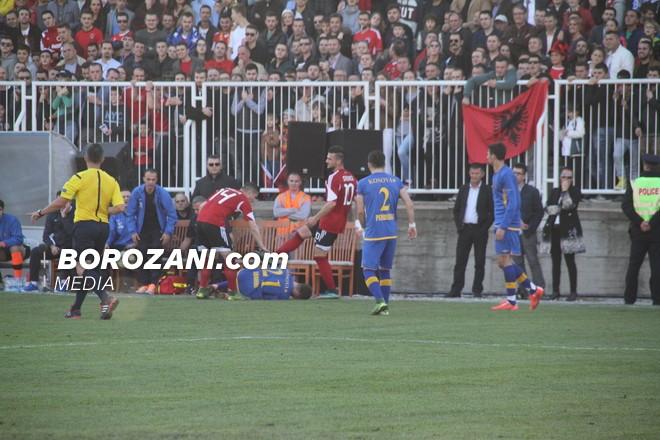Dalin në shitje biletat për Kosovë-Shqipëri